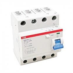 ABB - F204AC-25/0.03 - ABB F204AC-25/0.03 25A, 4P, 480Y/277V, UL 1053, Residual Current