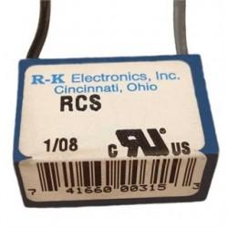 R-K Electronics - RCS3A-6V - R-K Electronics RCS3A-6V Trans Voltage Filter 250vac
