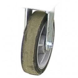 "Greenlee / Textron - 51488 - Greenlee 51488 Fixed, Rigid Caster, Diameter: 8"", Tread: 2"""
