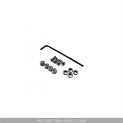 Hammond Manufacturing - 1421N4CB50 - Hammond Mfg 1421N4CB50 Hardware Kit, NEMA 4, 1/4-20 x 1 Kit, Pacakge of 50 Each.