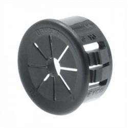 Heyco - 2157 - Heyco 2157 Snap-In Knockout Bushing, 1.093, Non-Metallic, Black
