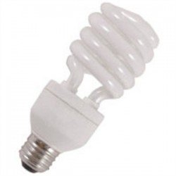 Halco - 109242 - Halco 109242 Compact Fluorescent Lamp, Twister, 11W, 4100K