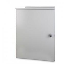 Austin Electrical Enclosures - 24129WS/MEC1 - Austin Electrical Enclosures 24129WS/MEC1 Enclosure, NEMA 3R, Hinged Cover, 24 x 12 x 9, Wall Mount