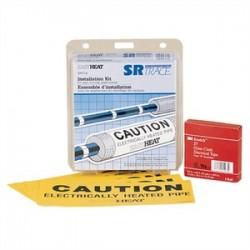 Emerson - SRTCS - Easyheat SRTCS SR Trace Cable Connection Caution Kit