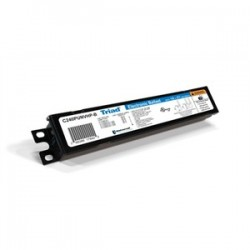 Candela - C240PUNVHP-B - Candela C240PUNVHP-B Electronic Ballast, Compact Fluorescent, 2-Lamp, 40W, 120-277V