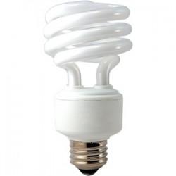 Eiko - SP19/35K - Eiko SP19/35K Compact Fluorescent Lamp, Twister, 18W, 3500K