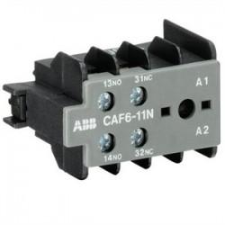 ABB - CAF6-11M - ABB CAF6-11M Auxiliary Contact Block, 1 N.O. / 1 N.C.