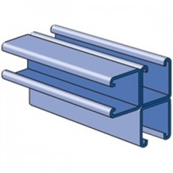 Atkore - P1001C3-10HG - Unistrut P1001C3-10HG UNS P1001C3-10HG 3-1/4 X 3-1/4,