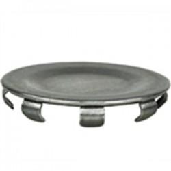 American Fittings - KOS100 - American Fittings Corp KOS100 Knockout Seal, 1, Snap-In, Steel/Zinc