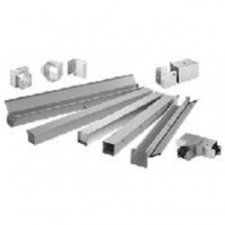 Pentair - F66WGSS - Hoffman F66WGSS Wireway, Gasket/ Screws, Type 4x Wireway, Fits 6 x 6, Rubber/Steel