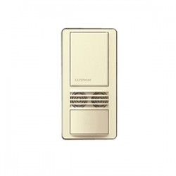 Lutron - MS-A102-LA - Lutron MS-A102-LA Occupancy/Vacancy Sensor, 6A Lighting, Light Almond