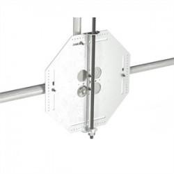 Orbit - BCHS-6 - Orbit Industries BCHS-6 Box/Conduit Hanger Support, Fits Up to 6 x 6 Boxes