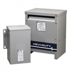 Sola / Hevi-Duty / Emerson - DT651H75S - Sola Hevi-Duty DT651H75S Transformer, Dry Type, Drive Isolation, 75KVA, 460? - 460Y/266VAC