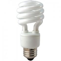 Eiko - SP13/27K - Eiko SP13/27K Compact Fluorescent Lamp, Twister, 13W, 2700K