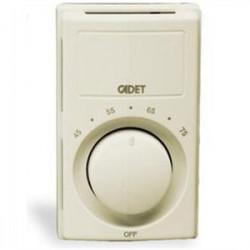 Cadet - C612-25 - Cadet C612-25 Bimetal DP Thermostat Ivory 25A