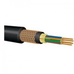 Optical Cable - BE004ZWLS9KRB2-FABS - Optical Cable BE004ZWLS9KRB2-FABS Fiber Optic Cable, B-Series Breakout, 2.0mm Subcable, 4 Fiber