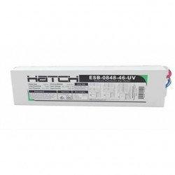 Candela - ESB084846UV - Candela ESB084846UV Electronic Sign Ballast, T8/T12HO, 120-277V