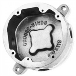Eagle Gasket - GASK643 - Eagle Gasket GASK643 GRF Gasket, Neoprene, For Use With GRF Conduit Outlet Box