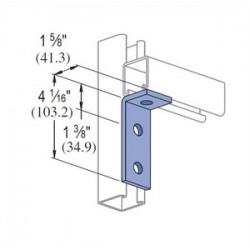 Atkore - P1326 HG - Unistrut P1326 HG Corner Angle