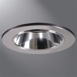 Eaton Electrical - 3007SN - Halo 3007SN 3 Trim Lensed Shower Light, Satin Nickel