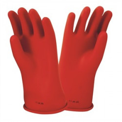 Cementex - IG2-16-10B - Cementex IG2-16-10B Insulated Electrical Gloves, 16, Class 2, Size 10