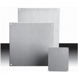 Adalet / Scott Fetzer - 12P12 - Adalet 12P12 Back Panel For Enclosure, Size: 12 x 12, Material: Steel