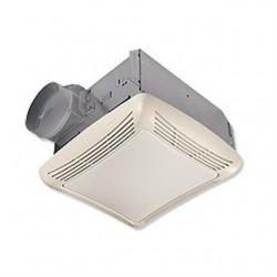 Broan-NuTone - 763 - Nutone 763 Ceiling Fan/Light, 50 CFM, Incandescent