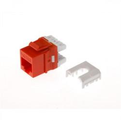 On-Q / LeGrand - WP3475-OR - ON-Q WP3475-OR Cat 5e Qc A/b Keystone Con Or (m10)