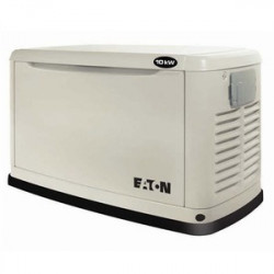 Eaton Electrical - EGENX11A - Eaton EGENX11A Standby Generator System, 11 kW, 120/240V, Used with Air-Cooled