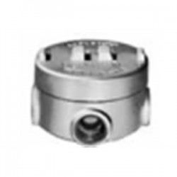Appleton Electric - GRUE75A.TXXX-GRTB6-12 - Appleton GRUE75A.TXXX-GRTB6-12 Conduit Outlet Box, Type GRUE, Explosionproof, Dust-Ignitionproof
