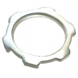 Eaton Electrical - 12 - Cooper Crouse-Hinds 12 Locknut, Size: 3/4, Material: Steel