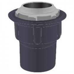 Calbond - PV1500STG5 - Calbond PV1500STG5 Conduit Hub, Type: Grounding, Size: 1-1/2, PVC Coated Steel