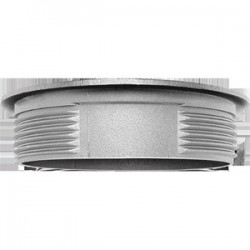 RAB Lighting - XC2 - RAB XC2 Weatherproof Cover, Round, Diameter: 4, 3/4 Hub, Aluminum