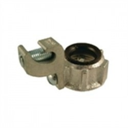 Steel Electric Products - 21BI4L - Steel Electric Products 21BI4L Grounding Bushing, 3/4, Threaded, Insulated, Malleable Iron