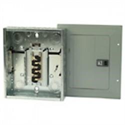 Eaton Electrical - BR1212L125 - Eaton BR1212L125 Load Center, Main Lug, 125A, 120/240V, 1P, 12/12, NEMA 1