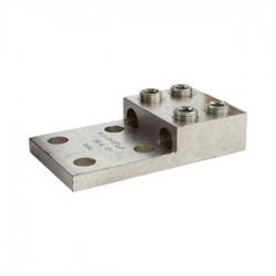 NSi Industries - 2-600LL4 - NSI Tork 2-600LL4 Transformer Lug, 2 x #2 AWG - 600 MCM, 4 Mounting Holes