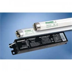 Osram - QHE4X32T8/UNV-ISH-SC - SYLVANIA QHE4X32T8/UNV-ISH-SC Electronic Ballast, Fluorescent, T8, 4-Lamp, 32W, 120-277V