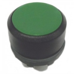 ABB - MP1-10G - ABB MP1-10G Flush Pushbutton, Green