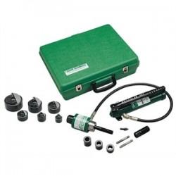 Greenlee / Textron - 7306 - Greenlee 7306 Driver-punch Hyd 1/2x2 (7306)