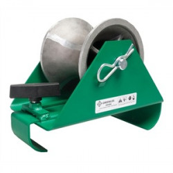 Greenlee / Textron - 660QA - Greenlee 660QA Adjustable Sheave Roller
