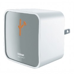 Osram - 2.4ghzzbgatewaylfy - Sylvania 2.4ghzzbgatewaylfy Lightify Wireless Gateway, Wifi Syncing, 2.4ghz