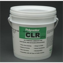 Polywater - Clr-128 - American Polywater Clr-128 Pol Clr-128 Gal Polywater Lubricant