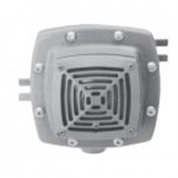Eaton Electrical - ETH2313 - Cooper Crouse-Hinds ETH2313 Horn Signal, Grill Type, Hub: 3/4, 115V, Aluminum