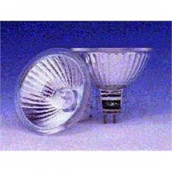 Osram - 20MR16/IR/WFL60/C-12V - SYLVANIA 20MR16/IR/WFL60/C-12V Halogen, 20W, 12V, MR16, 60 Degree Spread, GU5.3 Base