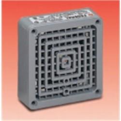 Federal Signal - WB-NM - Federal Signal Non-metallic Weatherproof Backbox - Gray