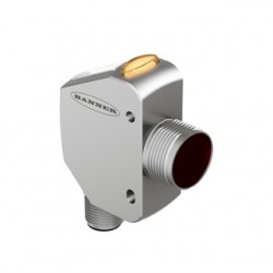 Banner Engineering - Q4XTBLAF300-Q8 - Laser Sensor, Q4X Series, Adjustable, 25 mm to 300 mm, NPN / PNP, 10 to 30 Vdc