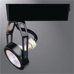 Eaton Electrical - LZR401MB - Halo LZR401MB 12V MR16 Gimbal Ring Lampholder, Matte Black