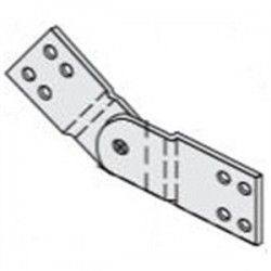 Cablofil - 6T2-1307-S6 - Cablofil 6T2-1307-S6 Cable Tray Vertical Adjustable Splice, Stainless Steel