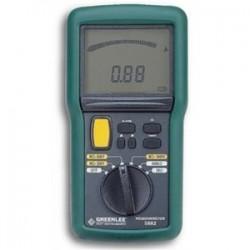 Greenlee / Textron - 5882 - Greenlee 5882 Ohm Meter