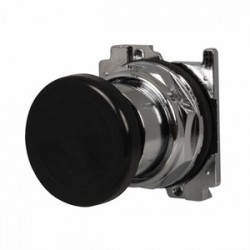 Eaton Electrical - 10250T121 - Eaton 10250T121 30.5 Mm, Heavy-Duty Pushbutton Operator, Mushroom Head, Black